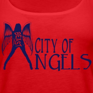 City of Angels Tanks - Women's Premium Tank Top
