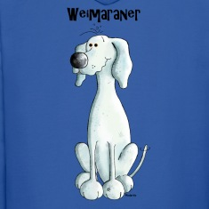 Smarter Weimaraner - Dog Hoodies
