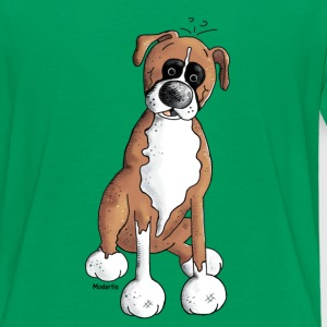 Boxer - Dog - Dogs Baby & Toddler Shirts - Toddler Premium T-Shirt