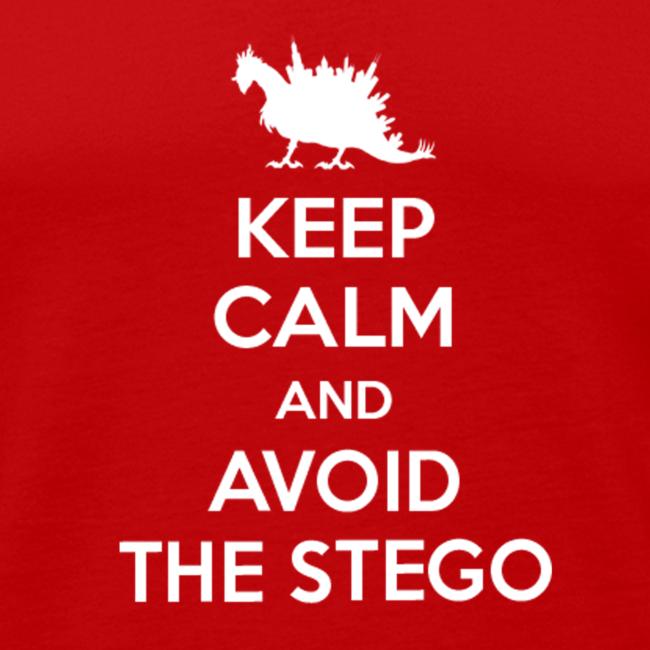 Keep Calm (white)