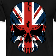 Design ~ The British Flag Skeleton