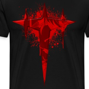 Bloody Star Kill la Kill - Men's Premium T-Shirt