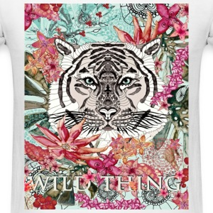 Wild Thing Tiger T-Shirts - Men's T-Shirt