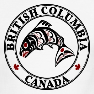 Haida art Salmon