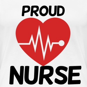 Proud nurse - Women's Premium T-Shirt