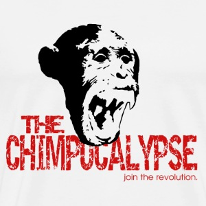 chimp copy.gif T-Shirts - Men's Premium T-Shirt