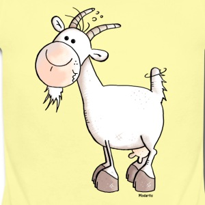 Charming Goat - Goats Baby & Toddler Shirts - Short Sleeve Baby Bodysuit