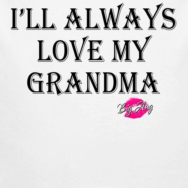 Love My Grandma
