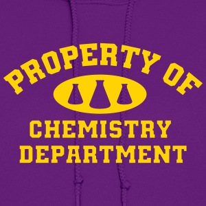 Property Of Chemistry Department - Women's Hoodie