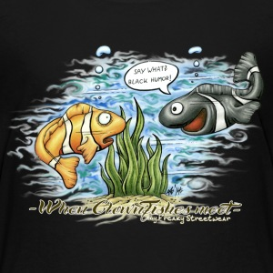 when clownfishes meet Kids' Shirts - Kids' Premium T-Shirt