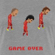 Design ~ Women T-Shirt - Game over