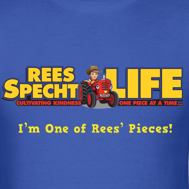 I'm one of Rees' pieces
