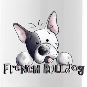 Sweet French Bulldog - Dog - Dogs Bottles & Mugs - Water Bottle