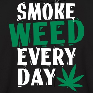 SmokeWeedEveryDay  LinoVe Hoodies - Men's Hoodie