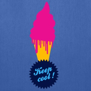 Keep cool Ice Cream Bags & backpacks - Tote Bag