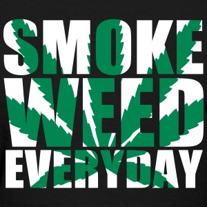SmokeWeedEveryDay  Impact Women's T-Shirts - Women's T-Shirt