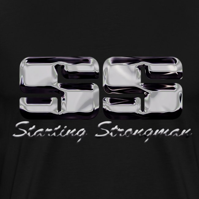 Starting Strongman T