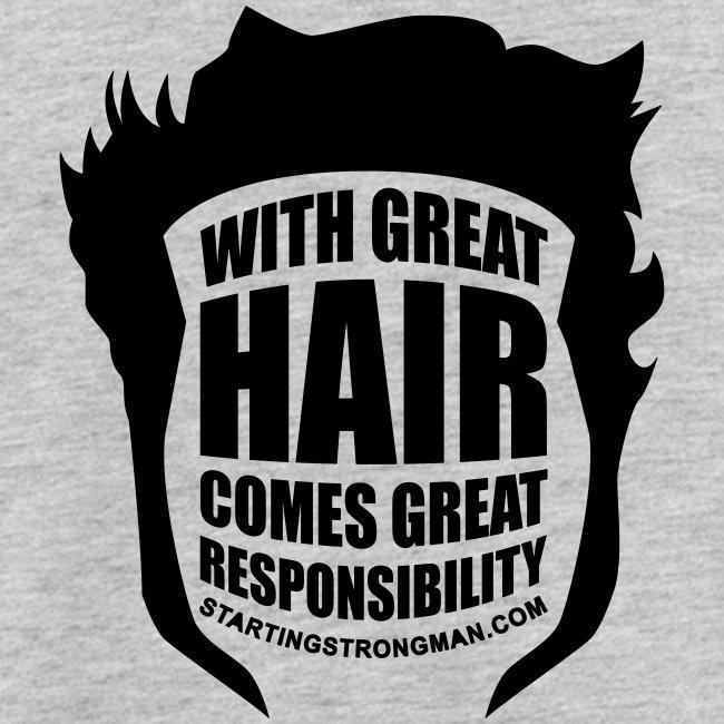 With Great Hair (Velvet)