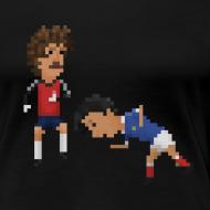 Design ~ Women T-Shirt - France Germany 82