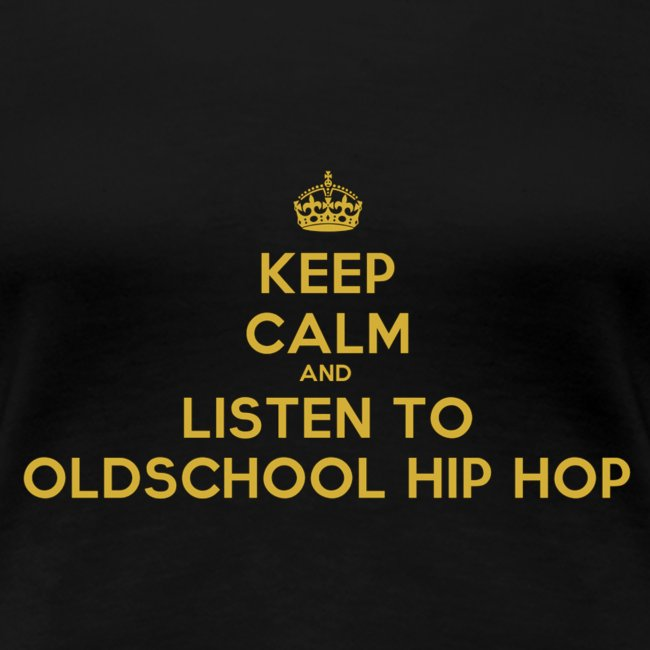 Listen To Oldschool Hip Hop