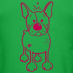Little Cute French Bulldog - Dog T-Shirts - Men's T-Shirt