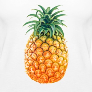 PINEAPPLE | SUMMERS FRUIT Tanks - Women's Premium Tank Top
