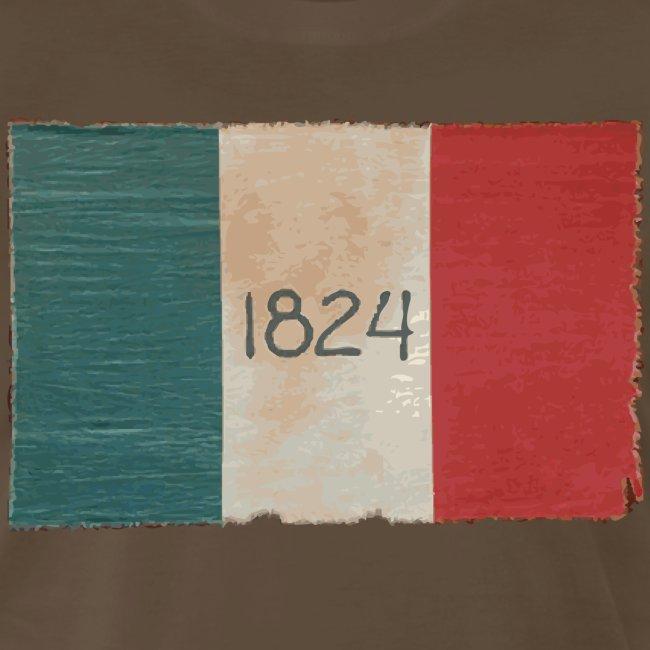 The Alamo Flag