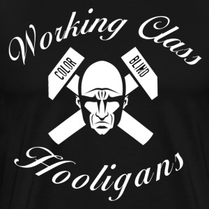 Working Class Hooligans T-Shirts - Men's Premium T-Shirt
