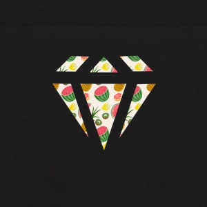 Watermelon Diamond Pattern Hoodies - Men's Hoodie