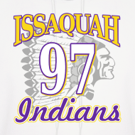 Design ~ ISSAQUAH Indians 97