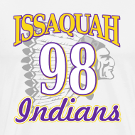 Design ~ ISSAQUAH Indians 98