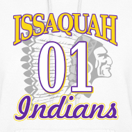 Design ~ ISSAQUAH Indians 01