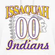 Design ~ ISSAQUAH Indians 00