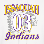 Design ~ ISSAQUAH Indians 03