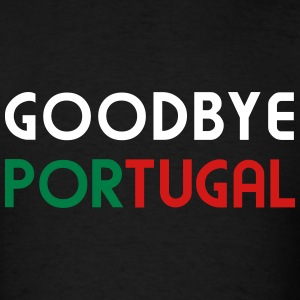Goodbye Portugal - V3 T-Shirts - Men's T-Shirt