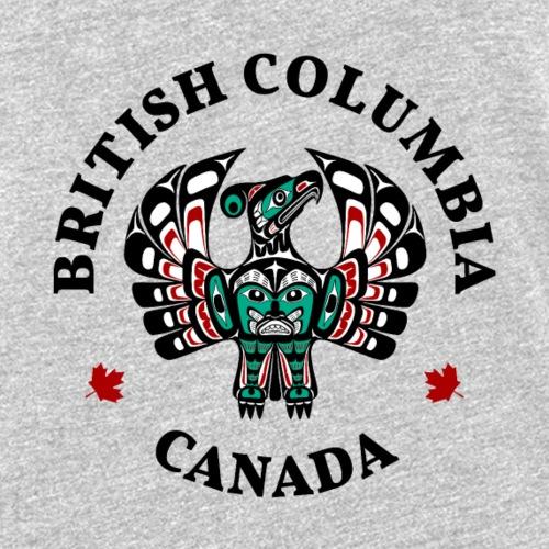 Northwest Pacific coast Haida art Thunderbird BC