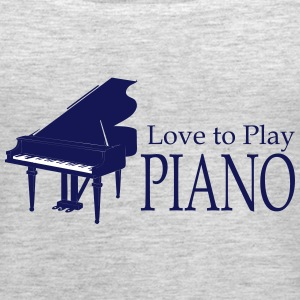 Piano Tanks - Women's Premium Tank Top
