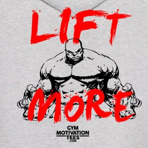 Lift More Hoodies - Men's Hoodie