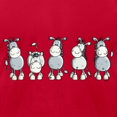 Funny Donkey - Animal T-Shirts