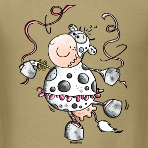 Prima Ballerina Cow - Cows T-Shirts - Men's T-Shirt