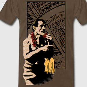 Fili Samoan Tribal art by Sku T-Shirts - Men's Premium T-Shirt