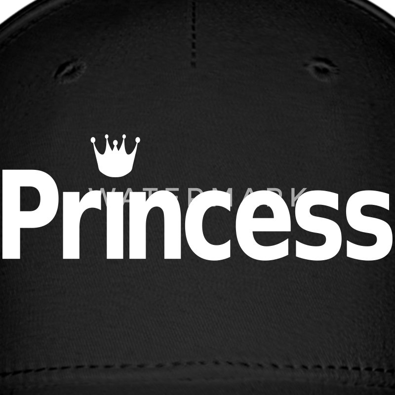 Princess Caps - Baseball Cap