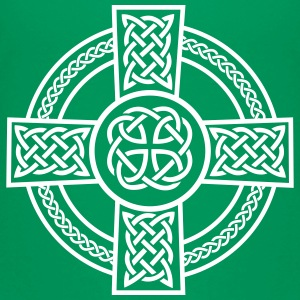 Celtic Cross Kids' Shirts - Kids' Premium T-Shirt