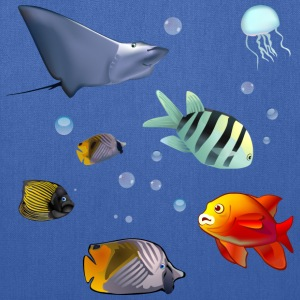 Underwater World - Tote Bag