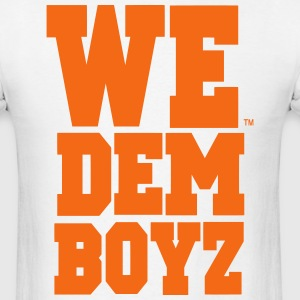 WE DEM BOYZ T-Shirts - Men's T-Shirt