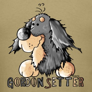 Sweet Gordon Setter - Dog - Dogs T-Shirts - Men's T-Shirt