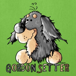 Sweet Gordon Setter - Dog - Dogs Bags & backpacks - Tote Bag
