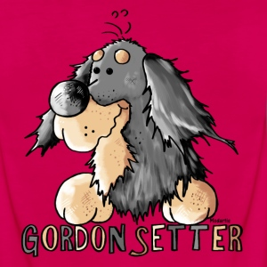 Sweet Gordon Setter - Dog - Dogs Tanks - Women's Premium Tank Top