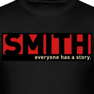 Smith Mag Logo T-Shirts - Men's T-Shirt