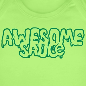 Awesomesauce Baby & Toddler Shirts - Short Sleeve Baby Bodysuit